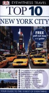 Eyewitness Top 10 Travel Guide New York City