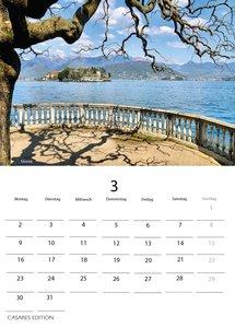 Lago Maggiore Monatsplaner 2020 30x42cm