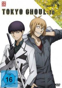 Tokyo Ghoul:re. Staffel.3.2, 1 DVD