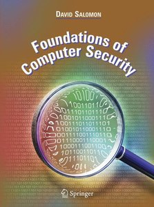 Foundations of Computer Security