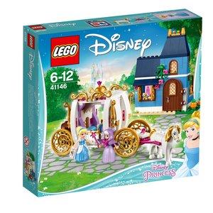 LEGO Disney Princess 41146 - Cinderellas zauberhafter Abend