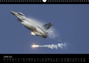 F-16 ZEUS. Hellenic Thunder. (Wall Calendar 2015 DIN A3 Landscap