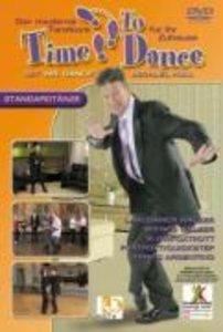 Time To Dance-Standardtänze DVD