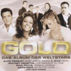 Gold-Das Album der Megastars