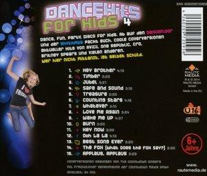 Dancehits For Kids Vol.4