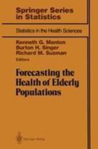 Forecasting the Health of Elderly Populations