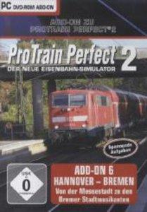 Pro Train Perfect 2 - AddOn 6 Hannover-Bremen