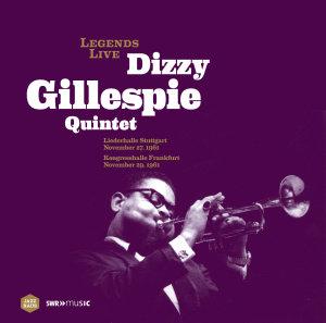 Dizzie Gillespie-Live at Stuttgart/Frankfurt