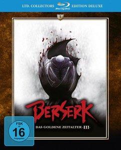 Berserk-Das goldene Zeitalter 3 BD