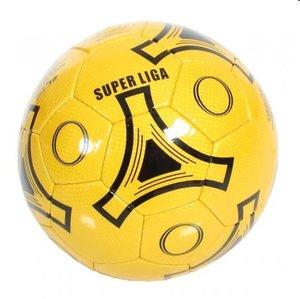TOGU 161960 - Fußball Super Liga, handgenäht, Carbon Optik, Größ