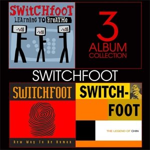 3CD-Box-Set Switchfoot