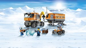 LEGO® City 60035 - Arktis Truck