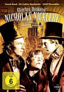 Charles Dickens Nicholas Nickleby