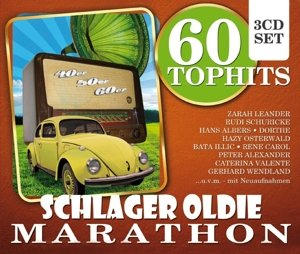 60 Top-Hits Schlager Oldie Marathon