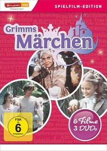 Grimms Märchen Box