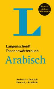 Langenscheidt Taschenwörterbuch Arabisch - Buch mit Online-Anbin