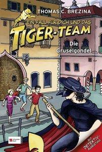 Ein Fall für dich und das Tiger-Team 11. Die Gruselgondel