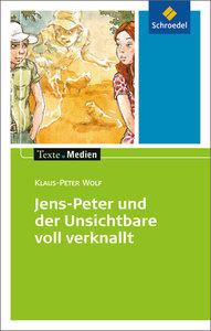 Jens-Peter und der Unsichtbare voll verknallt. Texte.Medien