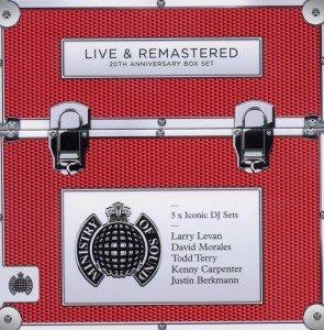 Live & Remastered-20th Anniversary Box