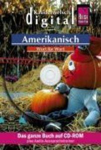 Amerikanisch Wort für Wort. Kauderwelsch digital. CD-ROM für Win