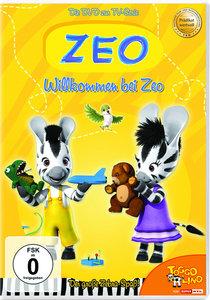 ZEO - Das Zebra | Folge 1 Episoden 1 - 10 - Die DVD zur TV Serie