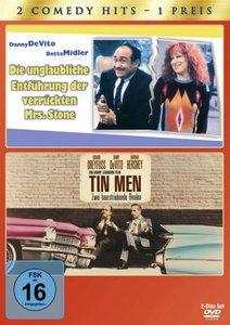 Tin Men - Zwei haarsträubende Rivalen & Die unglaubliche Entführ