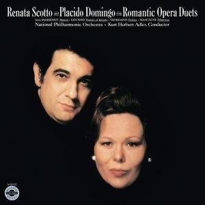 Placido Domingo: Romantic Opera Duets