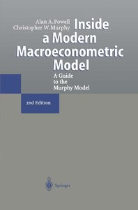 Inside a Modern Macroeconometric Model