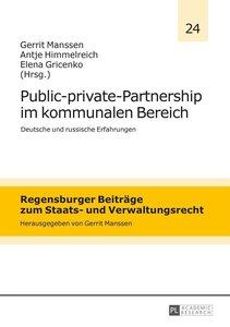 Public-private-Partnership im kommunalen Bereich