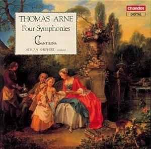 Sinfonien 1-4