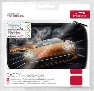 Speedlink SL-5321-RACE CADDY Protection Case - Tasche für N3DS/N