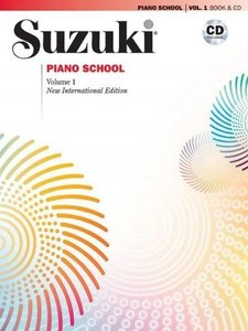 Suzuki Piano School Vol. 1 New International Edition