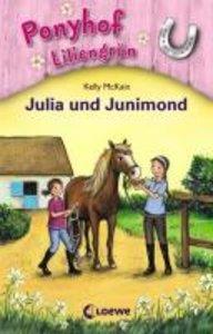 Ponyhof Liliengrün 08. Julia und Junimond