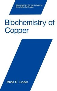 Biochemistry of Copper