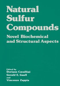Natural Sulfur Compounds