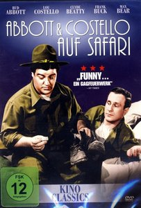 Abbott & Costello Auf Safari