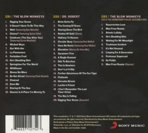 Halfway to Heaven: The Best of The Blow Monkeys &