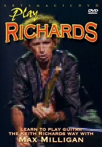Play Richards-Learn To Play Keith Richards Way W