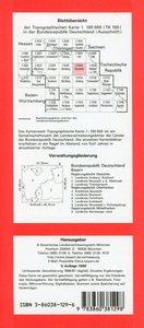 Bayreuth 1 : 100 000