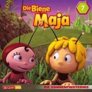 Die Biene Maja (CGI) 07: Die Sonnenfinsternis, Majas Blume u.a.