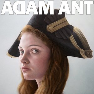 Adam Ant is The BlueBlack Huss