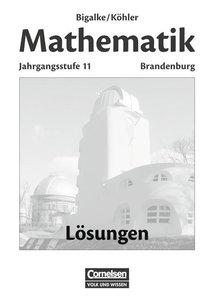 11. Schuljahr - Lösungen zum Schülerbuch