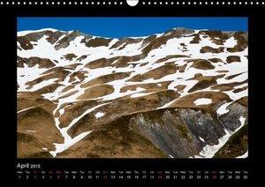 Mont Blanc Circuit (Wall Calendar 2015 DIN A3 Landscape)