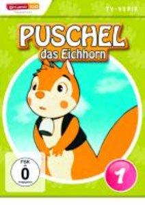 Puschel das Eichhorn DVD 1