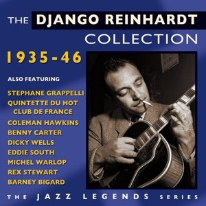 The Django Reinhardt Col.1935-46