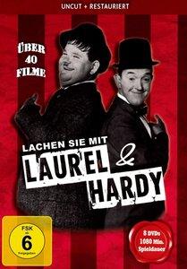 Lachen Sie Mit Laurel & Hardy