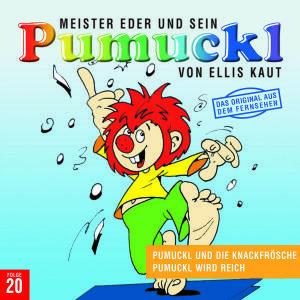 Meister Eder 20 und sein Pumuckl. Pumuckl und die Knackfrösche /