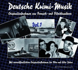 Deutsche Krimi-Musik Vol.1