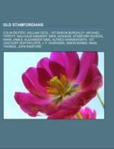 Old Stamfordians