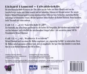 Privatdetektiv Richard Diamond 11 & 12